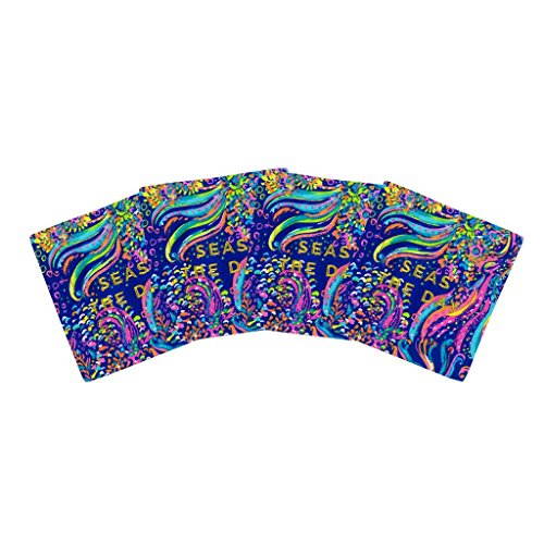 Lilly Pulitzer Cotton Cocktail Napkins, Beach Loot