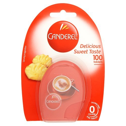 Canderel Sweetener Alternative Sugar Tablets