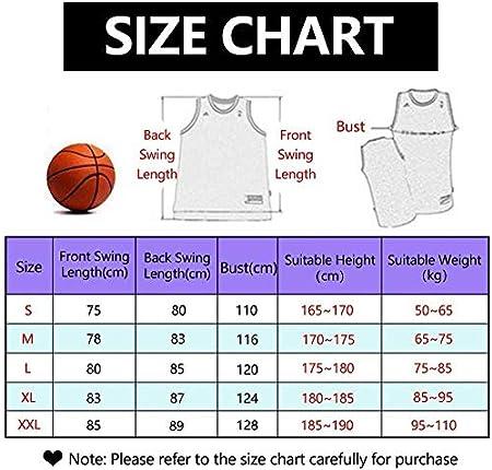 WSUN Camisetas De La NBA para Hombre - Camiseta De Baloncesto Kyrie Irving NBA 11# Brooklyn Nets Camiseta Deportiva De Baloncesto Sin Mangas Transpirable De Ocio,A,S(165~170CM/50~65KG)