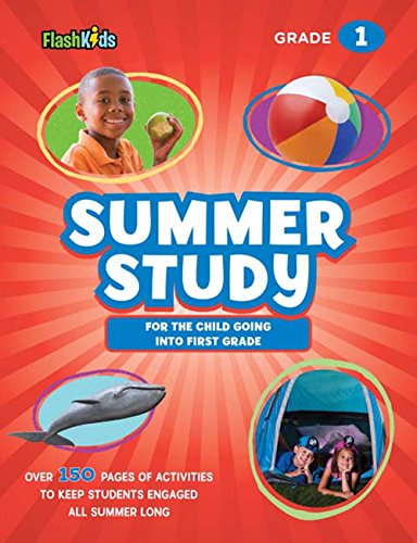 Summer Study: For the Child Going into First Grade
