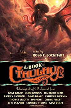 The Book of Cthulhu by [Lockhart, Ross]