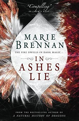 book cover of In Ashes Lie