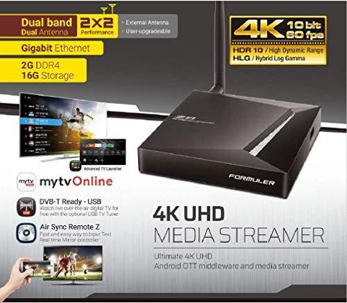Formuler Z8 4K UHD Box