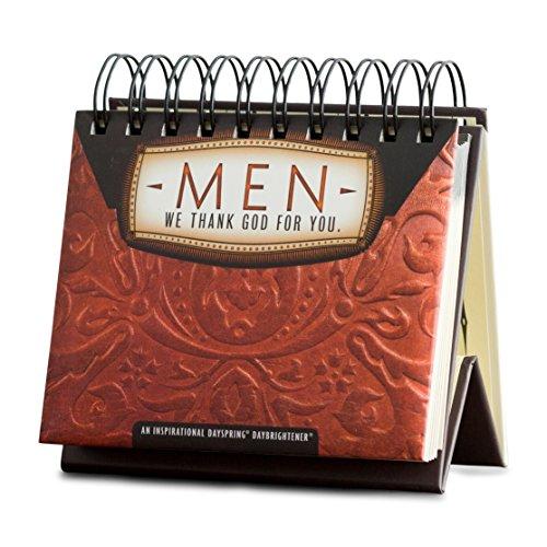 Flip Calendar - Men We Thank God For You