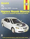 Haynes Repair Manuals Acura TL, 99-08 (12050)