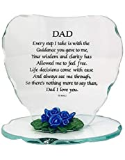 Onlinestreet Glass Plaque Gift for