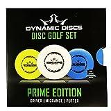 Dynamic Discs 7350068225529 Prime Starter Set