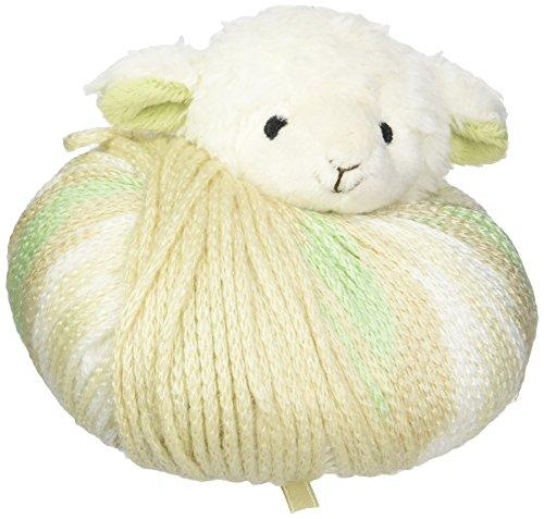 - DMC TTY16LA Top This Lamb, Multi Green