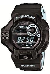"CASIO G-shock ""G-SHOCK X BURTON collaboration"" GDF-100BTN-1JR"
