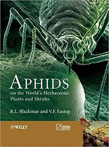 Aphids on the World's Herbaceous Plants and Shrubs (2 Volume Set)