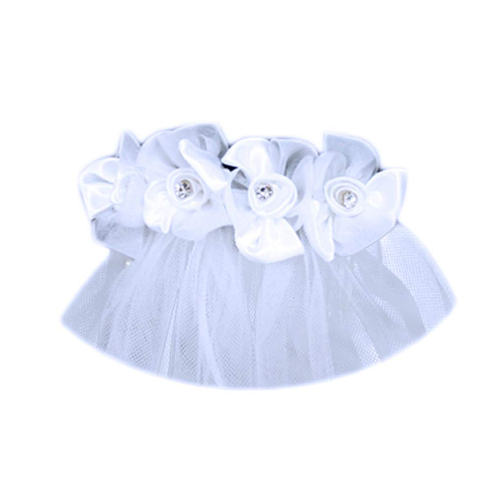 7 Different Styles Beautiful Flower Girl or First Communion Girls Veil Girls First Communion Veil