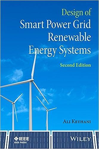 Design Of Smart Power Grid Renewable Energy Systems Wiley Ieee Keyhani Ali 9781118978771 Amazon Com Books