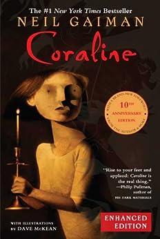 Coraline 10th Anniversary Enhanced Edition by [Gaiman, Neil]