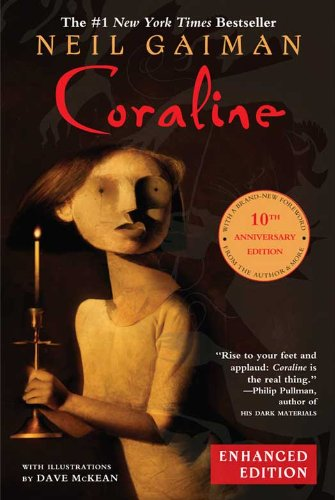 Coraline 10th Anniversary Enhanced Edition ()