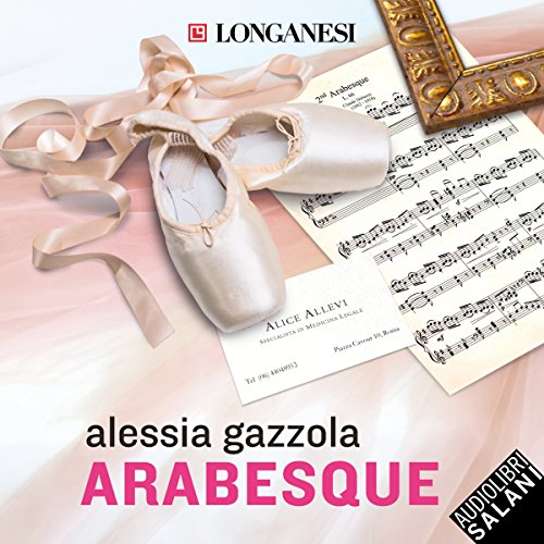 Search : Arabesque (La serie dell'Allieva)