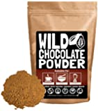 Organic Cacao Powder, Wild Dark Chocolate Powder, Handcrafted, Single-Origin, Fair Trade, Organic, Non-Alkalized Chocolate from Peruvian Heirloom Cacao beans (12 ounce)