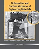 img - for Deformation and Fracture Mechanics of Engineering Materials by Richard W. Hertzberg (2012-04-17) book / textbook / text book