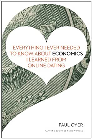 The Economics of Online Dating