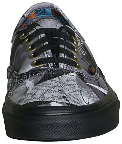 Authentic Vans Abstract Vans Authentic Black Black Mulit Mulit Abstract 1tOaqq
