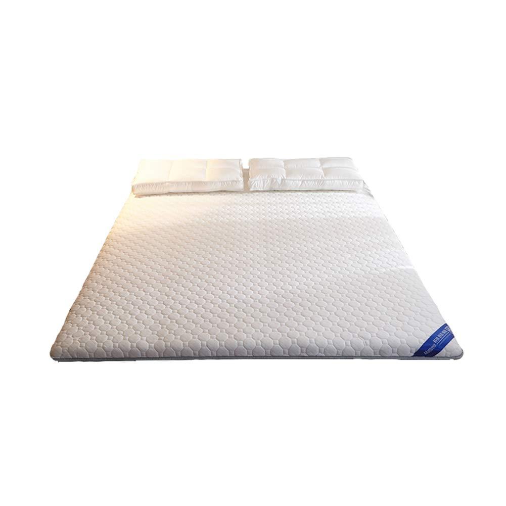 A 150x190cm(59x75inch) Natural Latex Sleeping Tatami Floor Mat, 7. Japanese Floor Mattress Futon Mattress Foldable Mattress Pad-a 150x190cm(59x75inch)