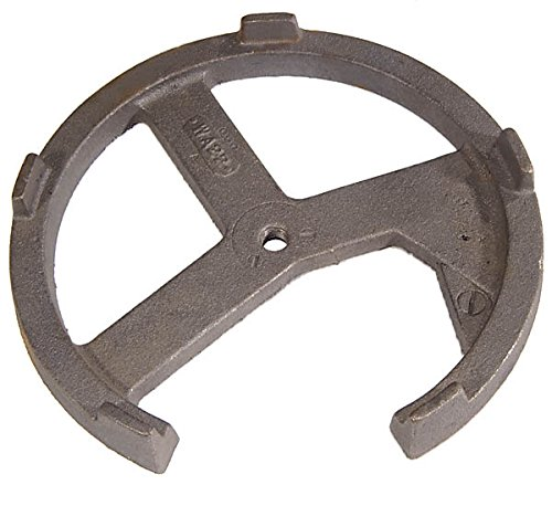 B&P Lamp Cast Iron Loader, 5 Lb, 9 1/2