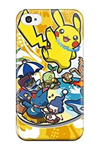 Fashion protective Pokemon case cover BzcKakPZyK8 For Iphone 4/4s