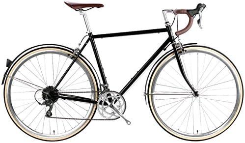 6 ku bicicleta City Troy 16 V Negro del Rey Small 49 cm (Fijación ...