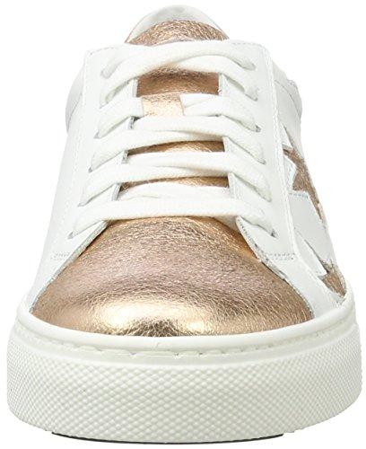 Sneaker Donna Scarpe White Ginnastica Basse Stokton da Rosegold Multicolore SqCwHn1d