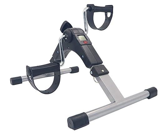 WXX Pedal ejercitador - máquina portátil Plegable de pies, Brazos ...