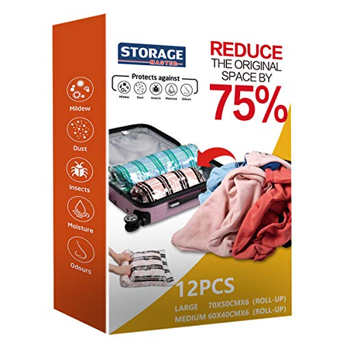 Storage Master Compression Clothes 12 Travel product image