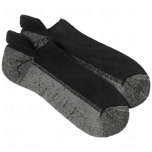Footjoy Mens Roll Top (FootJoy ProDry Men's Roll-Top Socks - Black (7-12) by FootJoy)