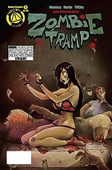 Zombie Tramp 1 Dan Mendoza ebook product image