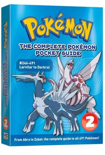 The Complete Pokémon Pocket Guide, Vol. 2: 2nd Edition (Pokemon)