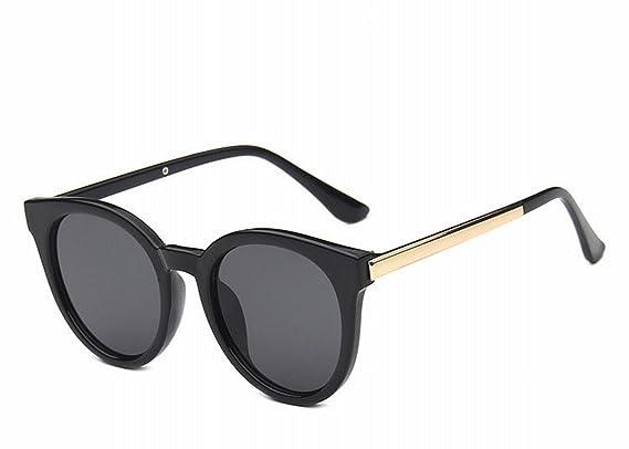 mode sonnenbrillen helle sonnenbrille schwarzer rahmen Grünes Objektiv AG7UiUVEZ