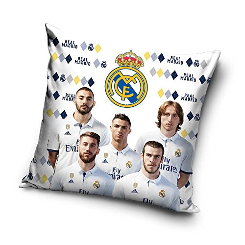 Real Madrid CF Ronaldo Players Filled Cushion