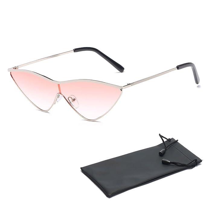 leegoal UV400 Gafas De Sol Unisex Mujer Hombre, Estilo de ...