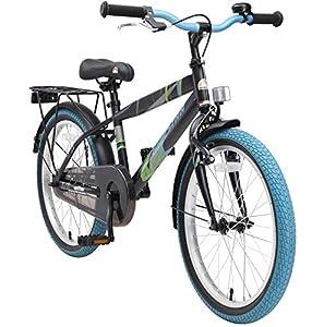 bikestar kinderfahrrad 20 zoll f r m dchen und jungen ab 6 jahre 20er kinderrad mountainbike. Black Bedroom Furniture Sets. Home Design Ideas