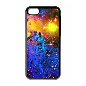 New Design Durable Back Cover Case for Iphone 5C - Space Nebula CM02L0220