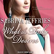 What the Duke Desires: The Duke's Men, Book 1 | Sabrina Jeffries