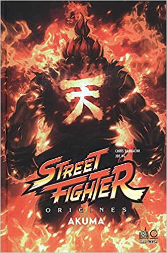 Street Fighter Origines - Akuma: Amazon ca: Chris Sarracini