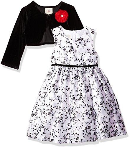 3t black and white dress - 1