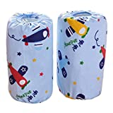 George Jimmy 2 Pairs Cartoon Anti-dirty Waterproof Sleeves Covers For Children #9