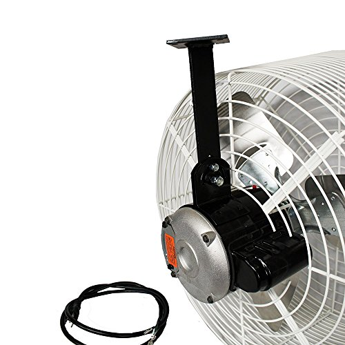 Schaefer Versa-Kool Air Greenhouse Circulation Fan - 20in , 5,473
