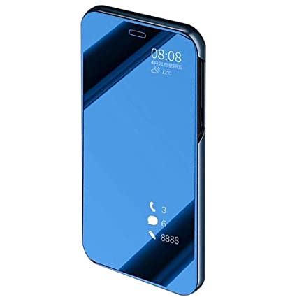 Buy ZORBES Flip with Stand Mirror Full Body Case Cover for