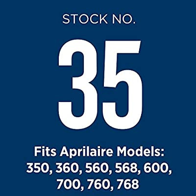 Aprilaire 35 Water Panel 10 Pack for Humidifier Models 350, 360, 560, 568, 600, 700, 760, 768
