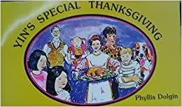 Book Yin's Special Thanksgiving