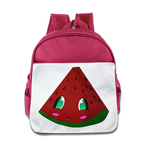 Price comparison product image CUIPO JUCPOI Kid's Backpack - Fashion Cute Watermelon Little Child Backpack School Backpack For 2 - 4 Years Child Pink