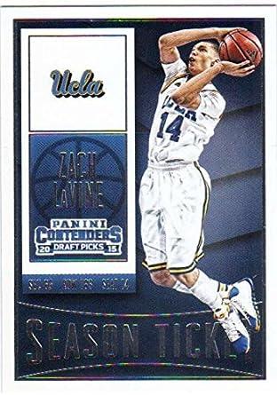 d959c562a 2015-16 Panini Contenders Draft Picks Season Ticket  99 Zach LaVine UCLA  Bruins