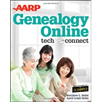 Image for AARP Genealogy Online: Tech to Connect