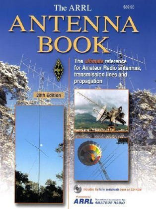 - Arrl Antenna Book: The Ultimate Reference for Amateur Radio Antennas by ARRL Inc. (2006-02-03)